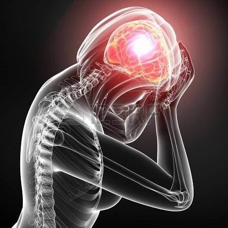 دردهای سر و صورت