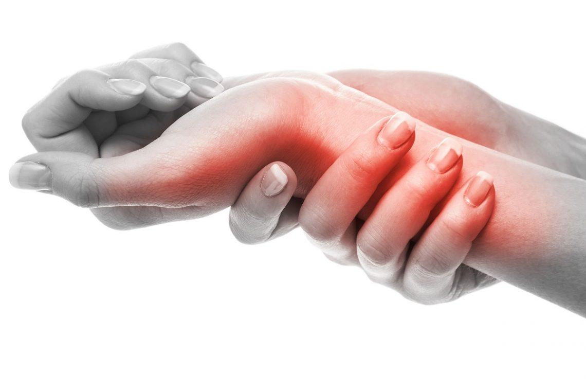 درد مچ دست