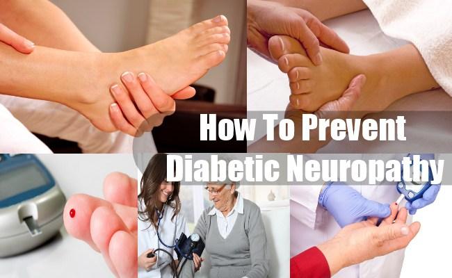 مراقبت های پیشگیرانه نوروپاتی دیابتی