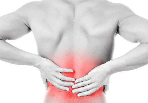 گرفتگی عضلات کمری و درمان آن