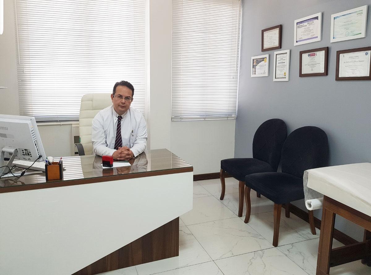 مشاوره با دکتر محمدرضا کاظمی