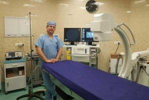 تصویر دکتر کاظمی فوق تخصص درد
