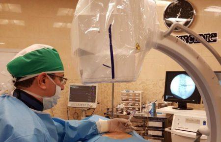 درمان دیسک کمر و گردن با لیزر
