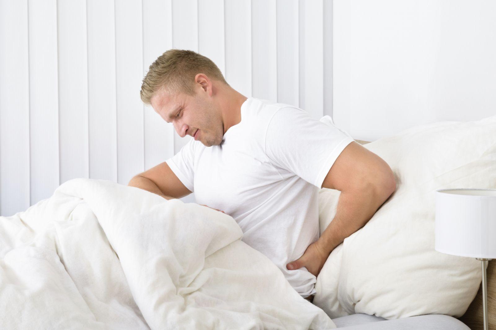 درمان کمردرد کورونا